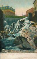 BRATTLEBORO VT - Whetstone Falls - udb (pre 1908)