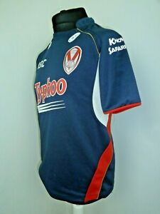 small ST HELENS RFC Rugby Away Shirt Jersey Trikot Camiseta Maglia Maillot