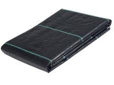 10m x 2m resistente 100gsm tessuto per controllo erbacce PAESAGGIO pavimento