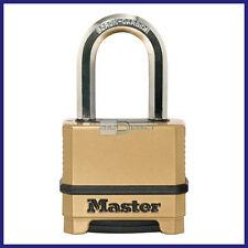 Master Lock Excell m175dlf combinación Candado * 4 Marca *