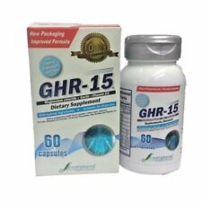 GHR -15 FOR PAIN AND JOINT DISEASES-ACHES with Magnesium*Natural *D3* GARLIC*