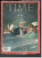 New Sealed TIME Magazine APRIL 23, 2018 Donald Trump Stormy