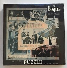 Beatles Anthology 1 USAopoly Collectors Series new sealed 500 pc Jigsaw Puzzle
