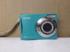 Kodak EasyShare C140 Aqua Green 8.2MP Digital Camera