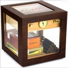 Adorini Humidor Cube Deluxe Walnuss