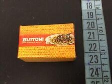 Vintage#BUITONI PASTA SEMOLA Mignon Mini Scatola Anni 70 Giocattolo STORICA [AO