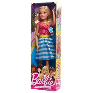 Barbie Best Fashion Friend 28 Inch Doll