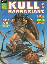 Kull and the Barbarians #1 Marvel 1975 FN+