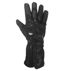 ARMR Kruga WP850 Waterproof Motorcycle Motorbike Glove - Black