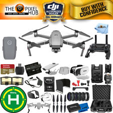 DJI Mavic 2 Zoom PRO Accessory Bundle with Aluminum Case, Drone Vest + MUCH MORE