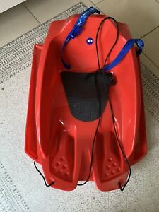 AlpenGaudi Red Baby Sledge, New And Never Used.