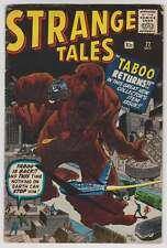 L6152: Strange Tales #77, Vol 1, Vg/F Condition