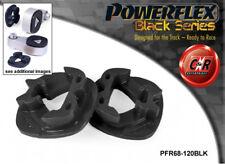 Smart Fortwo 451 (2007 - 2014) Powerflex Nero Inserto Supporto Motore