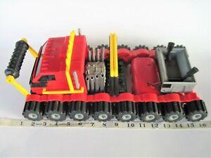 VINTAGE 1985 LEWIS GALOOB POWER MACHINES GIANT LEADER 16 WHEEL STOMPER TRUCK
