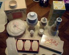 Vintage AVON Imperial Garden Collection Cream Sachet Roller Perfume Powder More!