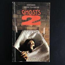 Aidan Chambers - Ghosts 2 - Topliner - Macmillan Books - 1979 Vintage Ghost