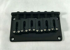Gotoh GTC-102B Strat® Style Electric Guitar Bridge Black