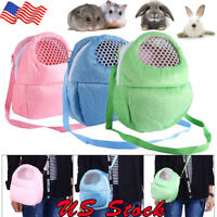 Pet Carrier Bag Outgoing Bag for Small pets like Hedgehog Sugar Glider Squirre