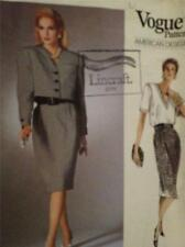Vogue Sewing Patterns 1838 Ladies / Misses Jacket Skirt & Blouse Size 10 Cut