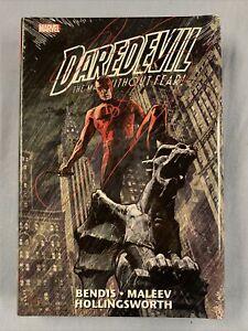 Marvel Comics DAREDEVIL by BENDIS & MALEEV Omnibus Vol #1 2020 Global Shipping