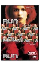 Run Lola Run Dvd [Disc Only] Free Shipping - Very Good Wide & Full Screen Cd2.83