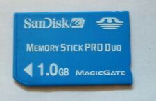 SanDisk 1 GB MEMORY STICK PRO DUO