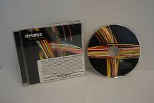DELAYS - YOU SEE COLOURS CD PROMO DJ