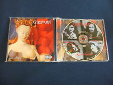 ASTROVAMPS - Manifesto (RARE 4 Track CD 2003, On BUY IT NOW) NEAR MINT