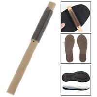Rubber Soles Anti-Slip Wood Knife DIY Repairing Shoe Accessories Repair Tool Cw