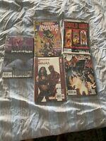 Mixed Comic Set Lot X-men Batman Daredevil Plus