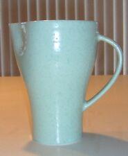 """Pristine Contemporary Mikasa Studio Glaze Jade JK 106 7"""" Tall Ceramic Pitcher"""