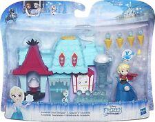 DISNEY FROZEN La Gelateria di Elsa -Playset c/Mini Bambola e Accessori- Hasbro