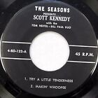 THE SEASONS Presents SCOTT KENNEDY 4 song privately pressed 45 EP dd114