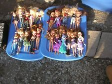 Bratz Huge Lot With 21 Dolls, Clothes and 300 Accessories