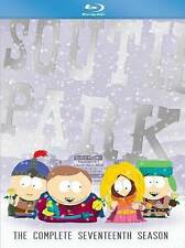 South Park: The Complete Seventeeth Season (Blu-ray Disc, 2014, 2-Disc Set)