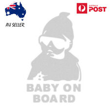 Baby On Board Car Sticker Decal The Hangover