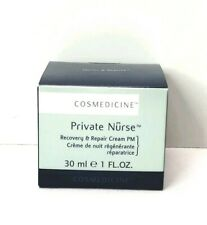 Cosmedicine Private Nurse Recovery Repair Cream PM 1 fl oz Youthful NIB