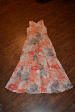 G14- Tommy Bahama Sleeveless Rayon Dress Size Small