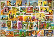 Disney Donald Duck Mickey Mouse Cartoon 50 All Diff