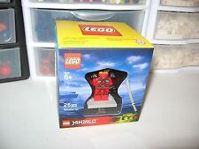 LEGO EXCLUSIVE MINIFIGURE CUBE CITY,NINJAGO,CHIMA AND SUPER HEROS NIB