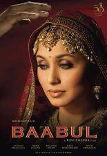 BAABUL - DVD (Salman Khan, John Abrahim, Rani Mukherji, Amitabh B.) Bollywood