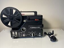 VINTAGE! CHINON 4100 SUPER 8 SOUND MOVIE PROJECTOR Working