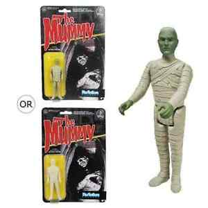 Universal Monsters - The Mummy ReAction 3 3/4-Inch Retro Action Figure