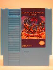 Dragon Warrior Remix Nintendo NES Classic Game Complete Series 1 2 3 4 + Quest