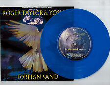 Roger Taylor & Yoshiki Foreign Sand (Single Version) / 'You Had To Be There' 45