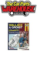 Haynes Owners + Workshop Manual Wallace & Gromit (Cracking Contraptions) H5411
