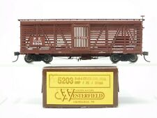 Ho Scale Westerfield 5203 Pe Pacific Electric S-40-4 Stock Car #8506 - Custom