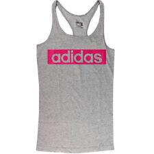 Abbigliamento sportivo da donna adidas in cotone taglia S