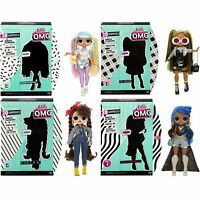 LOL Surprise OMG Series 2 Dolls Complete set Fashion Dolls *New* in Hand*