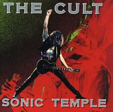 The Cult - Sonic Temple [New CD] Rmst